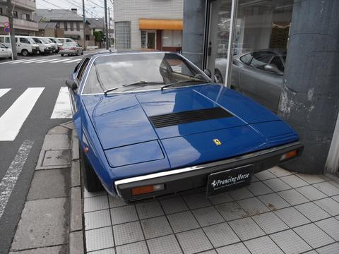 ベルトーネデザインのフェラーリ