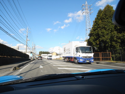 本日は富士まで納車に行って来ました。