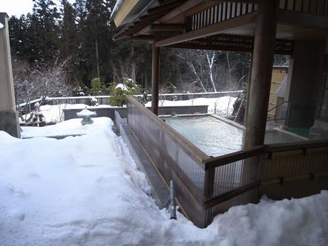 ちょっとお休みを頂いて温泉に行って参りました。