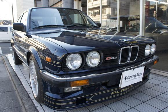 85年BMWアルピナC1-2.3 5MT ニコル物