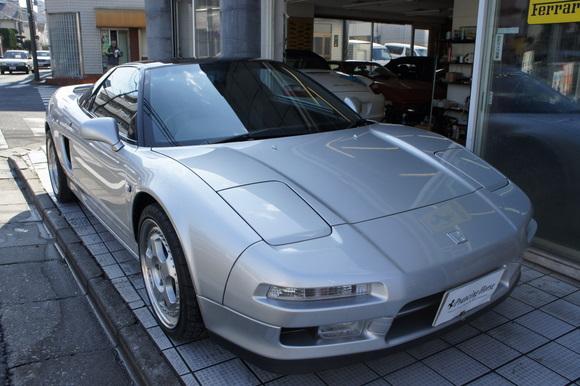 平成3年ホンダ NSX クーペ 5MT