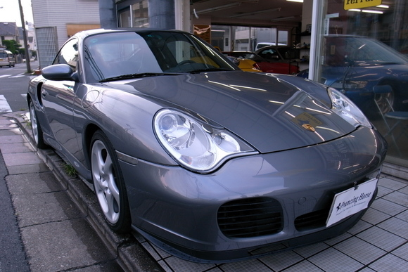 2002年 Porsche911 Turbo 6MT