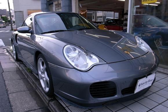 2002年 Porsche911 Turbo 6MT