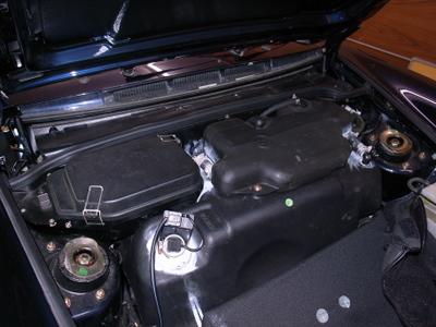 ポルシェ964カララ2 エアコン エキスパンションバルブ交換