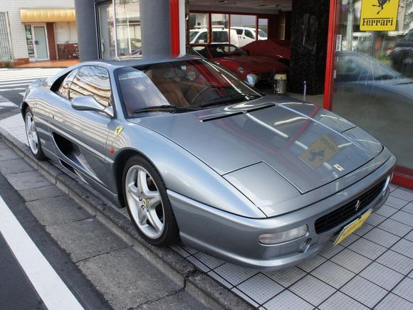 98年フェラーリF355GTB F1