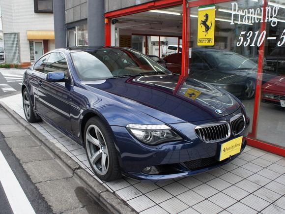 08年 BMW650I 後期モデル 右ハンドル