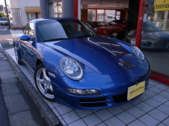 07年ポルシェ 911カレラ4 6MT