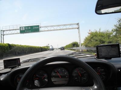 ナンカンタイヤ高速テスト ポルシェ964カレラ2