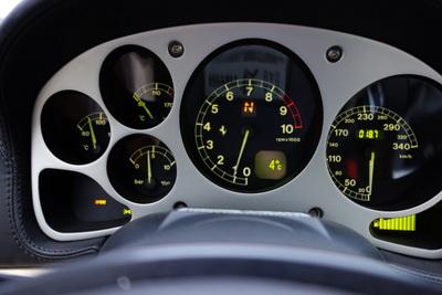 F360モデナ 鈴鹿納車の旅