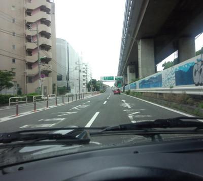 87年ポルシェ911カレラ 3.2 浜松納車の旅?