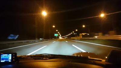 ポルシェ996カレラ4右ハンドル 納車の旅後半