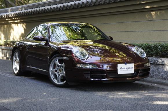 06年ポルシェ 911カレラS 右H 6MT