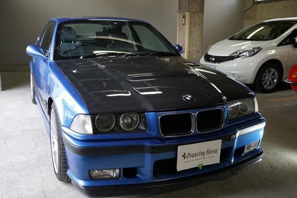96年BMW M3C 右ハンドル 6MT