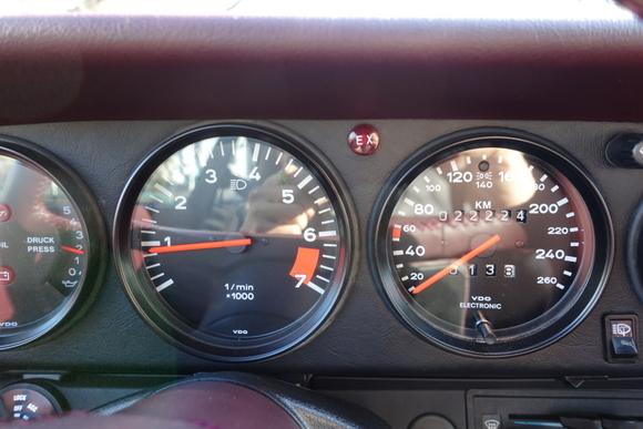 87年911カレラ3.2 神戸納車
