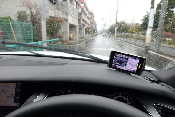 BMW M3 予備検査