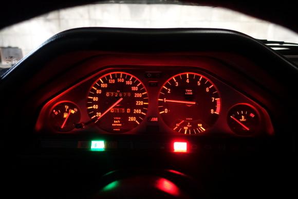 E30 M3 京都納車