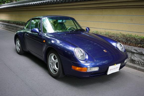 1996年 ポルシェ993カレラ 6MT