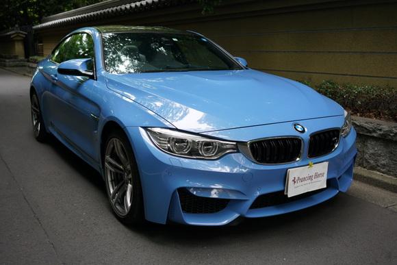 2015年 BMW M4クーペ