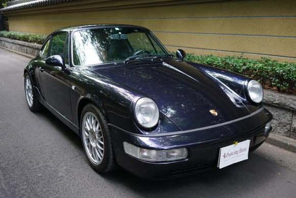 1993年 ポルシェ964カレラ2Tip