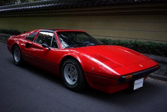 1979年 フェラーリ308GTS