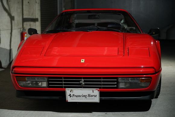 1989年 フェラーリ328GTS 最終モデル