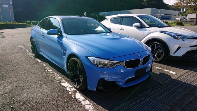 BMW M4 八王子名義変更
