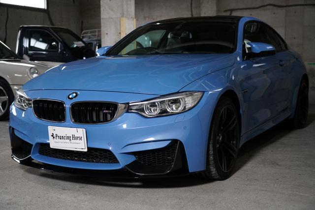 2015年BMW4クーペ