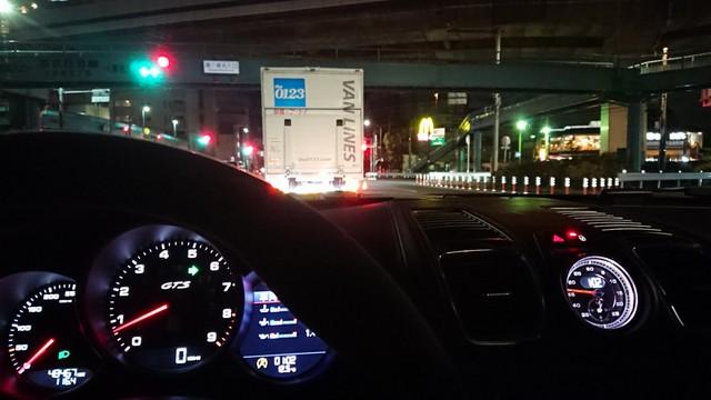 981GTS大阪納車