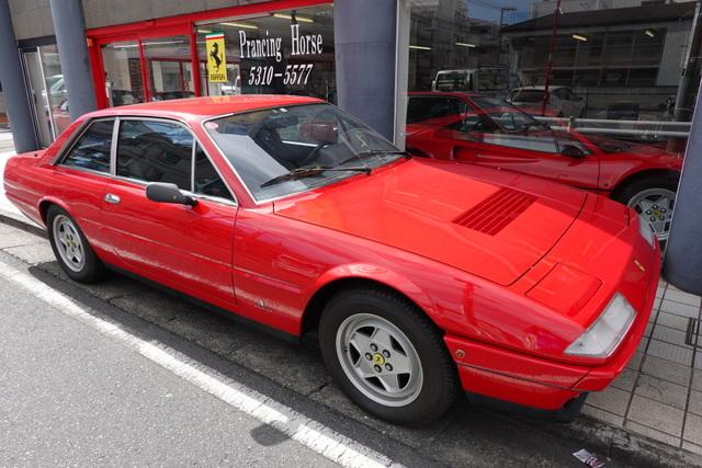 フェラーリ412販売準備開始