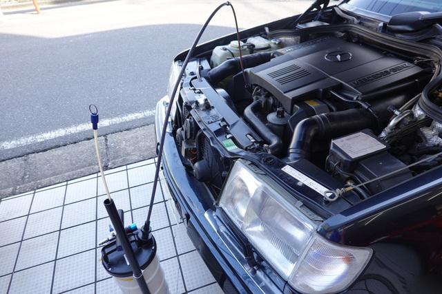 E500LTD車検