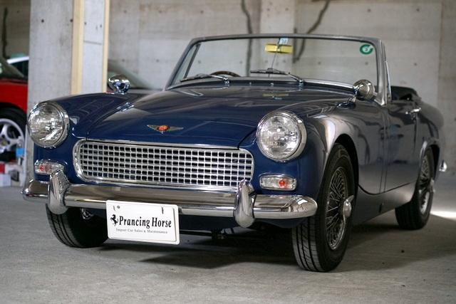 1967年オースチンヒーレースプライトマークⅣ