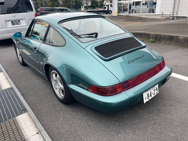 964 カレラ4継続車検